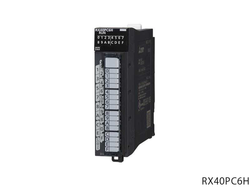 MITSUBISHI High speed input moduleRX40PC6H